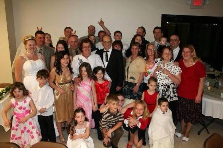 PopXFamily including 15 grandkids